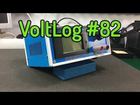 Voltlog #82 - DIY Adjustable Analog DC Electronic Load