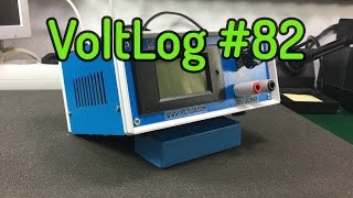 Voltlog 82 - DIY Adjustable Analog DC Electronic Load