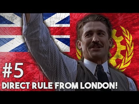 [5] Hearts of Iron 4 - Direct Rule from London - Onto Berlin!