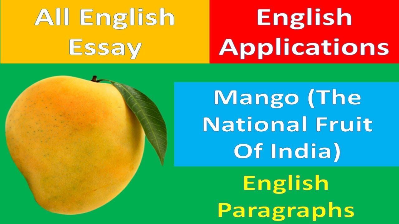 20 lines on mango fruit