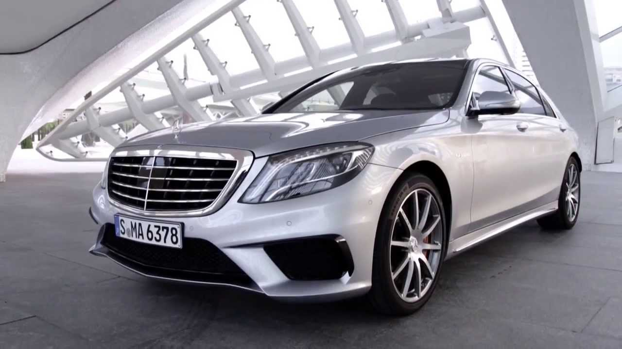 Mercedes benz 2014 s 63 amg hd trailer youtube for Mercedes benz c500
