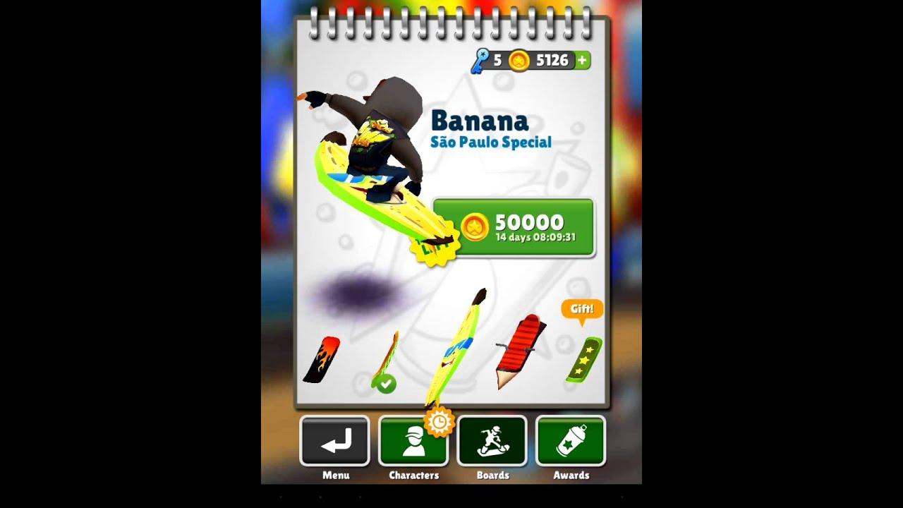 Скачать игру сабвей серф в зломаную версию на телефон