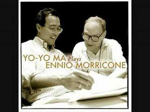 The Mission  Yo Yo Ma plays Ennio Morricone
