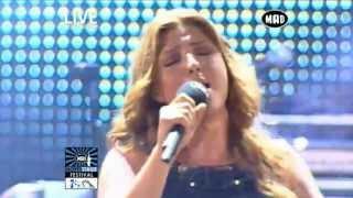 Helena Paparizou - Pirotehnimata & Mes Stin Kardia Mou Mono Thlipsi (Live @ Mad NSF 2013 by TIF)