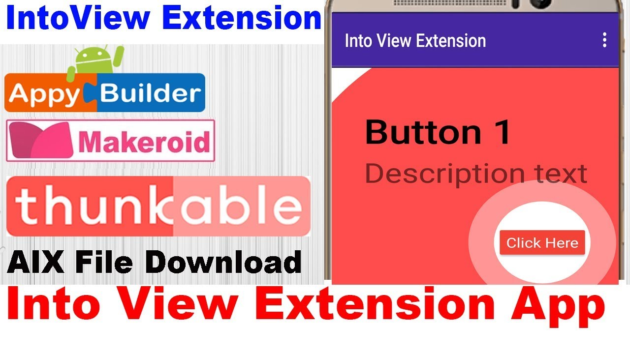 thunkable extensions download - cinemapichollu