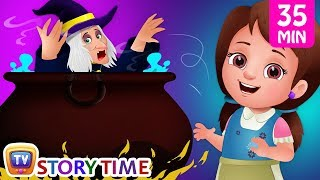 Hansel & Gretel + Many More ChuChu TV Fairy Tales and Bedtime Stories for Kids