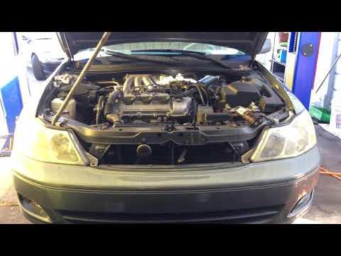 2001 Toyota Avalon VVT solenoid (oil control valve)  replacement