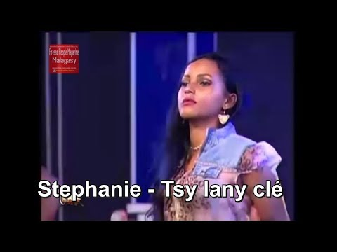 Stephanie  - Tsy lany clé ( Salegy ) HD
