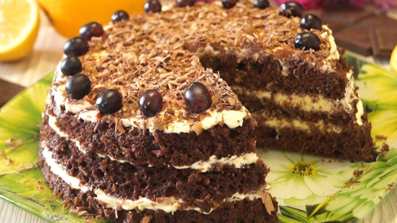 рецепт. торт прости и быстро.