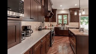 Kitchen Remodel in Spring Grove, IL by KLM Builders