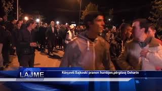 Kërçovë Sajkoski pranon humbjen,përgëzoj Deharin (VIDEO)