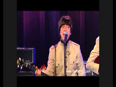 I Saw Her Standing There - The Fab Four - The Ultimate Tribute