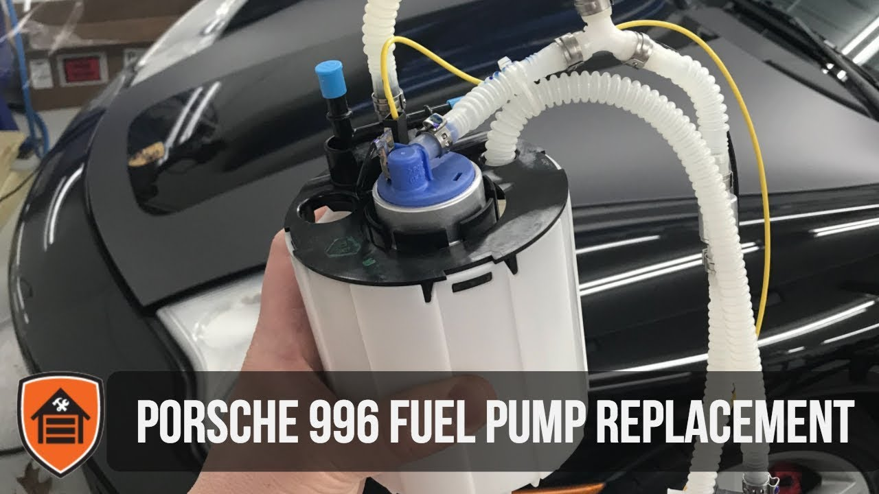 Porsche 996 Episode 4 Fuel Pump Replacement