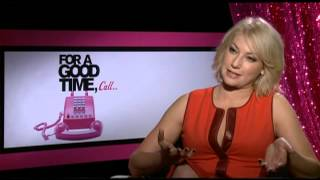 FOR A GOOD TIME, CALL Interview with Ari Graynor and Lauren Miller