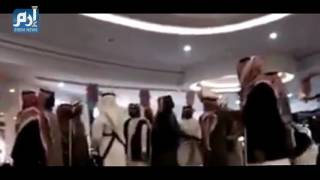 """بالفيديو : رقص رجال أمام النساء داخل مول عرعر .. ومغردون """"المملكة فى خطر """""""