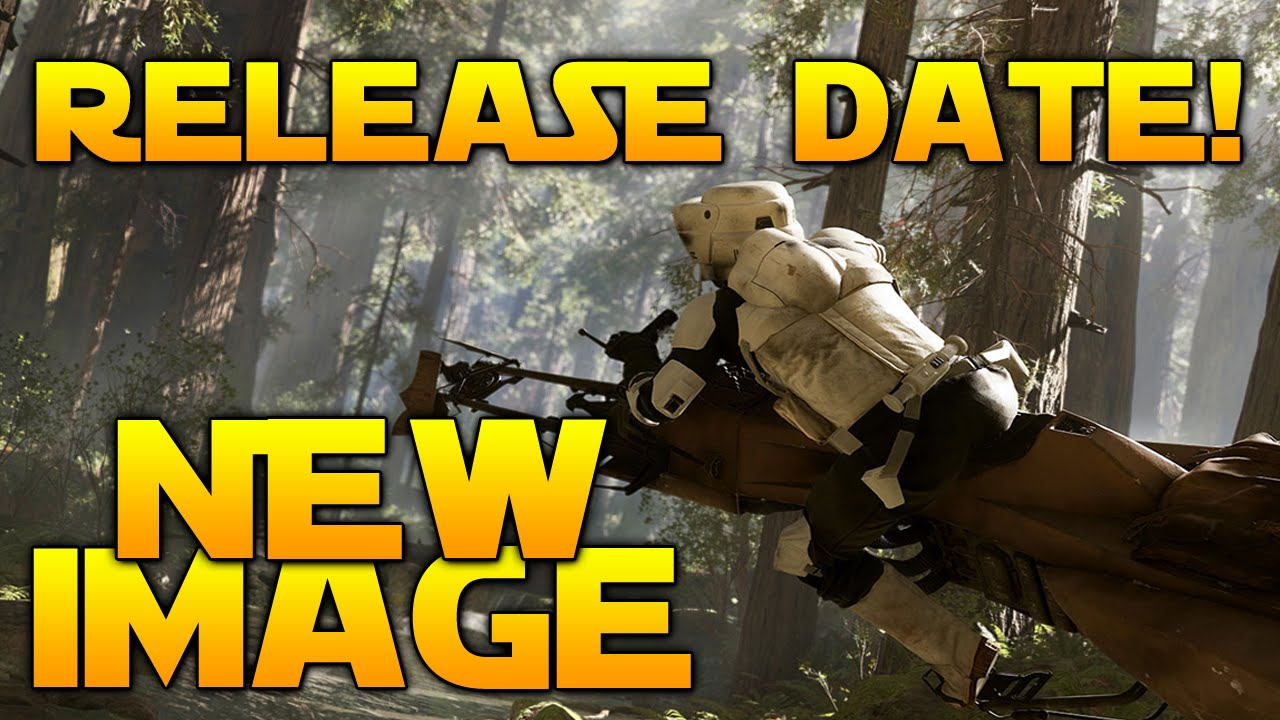 Star Wars Battlefront (3) DICE: Release date, New Image & Website! - YouTube
