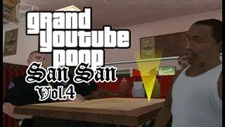 GTA: San Andreas Vol.4 - Youtube Poop [YTP]