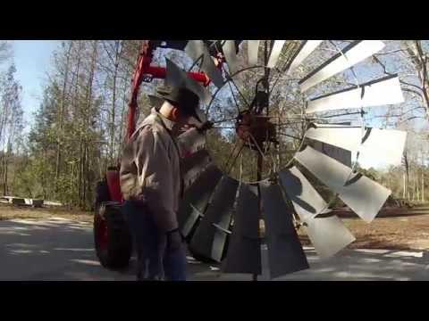 Vintage Aermotor Windmill Restoration Ep 1