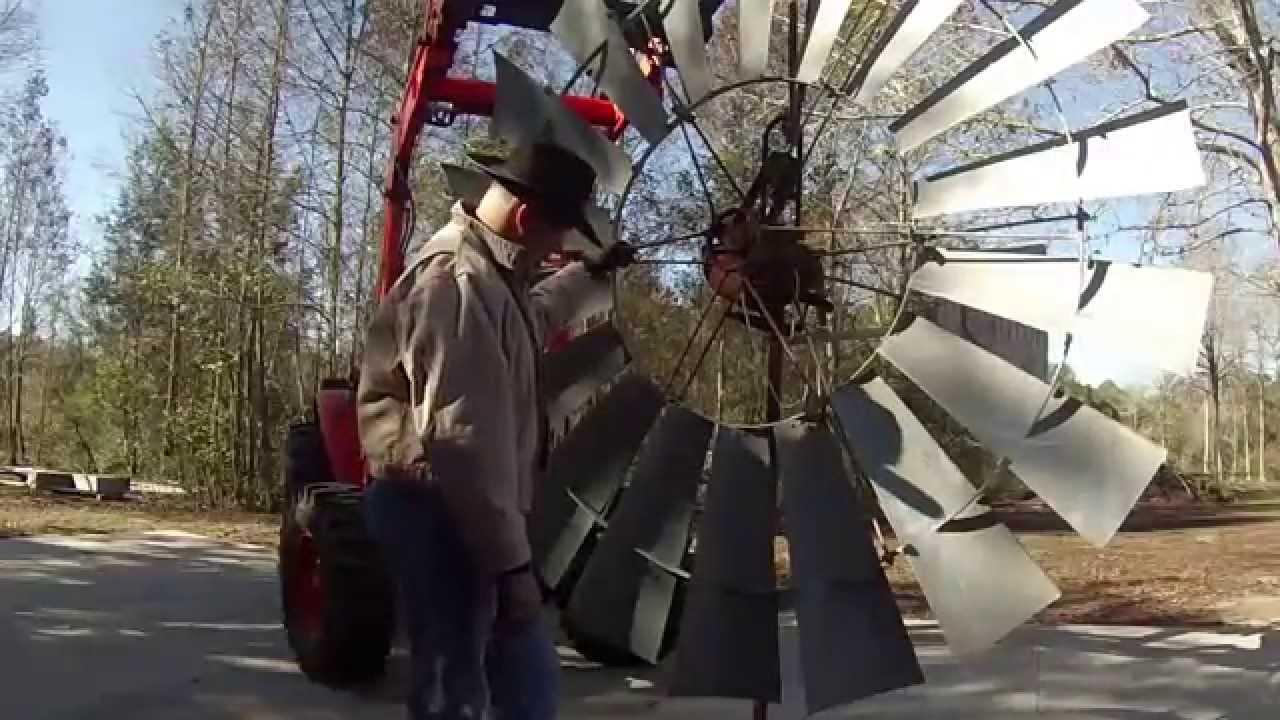 hight resolution of vintage aermotor windmill restoration ep 1