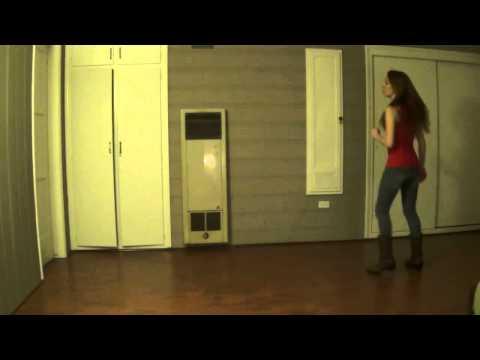 Dizzy (Line Dance) - Demo & Teach