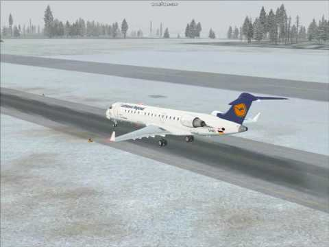 Fsx Crj 200 Lufthansa Adobe