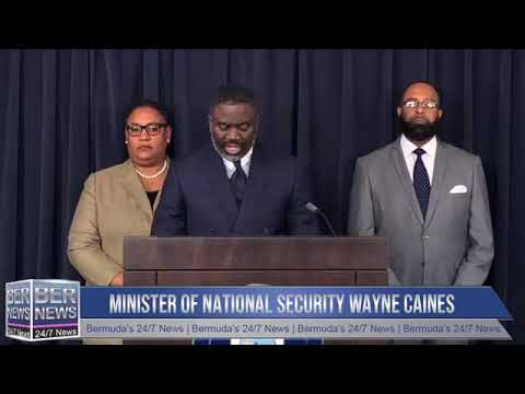 Minister Caines On Immigration, Dec 19 2018