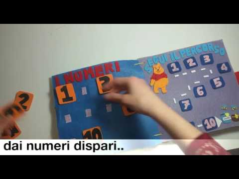 Libro Sensoriale Realizzato Per Un Bambino Autistico Di 7 Anni