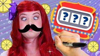 Ariel Jackpot Doodle | Silly Street | WigglePop