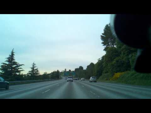Driving from Federal Way, WA to Issaquah via Seattle