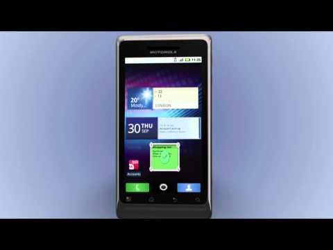 Motorola Milestone 2 - Video Promo