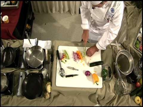 Chef's Demonstration Gourmet Dinner
