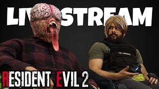 One Hour of Resident Evil 2