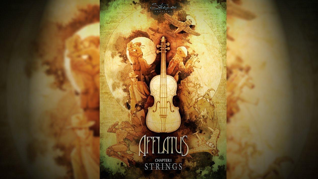 Walkthrough of Afflatus Strings by Strezov Sampling - Sample Library