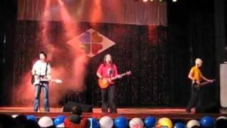 Отакун 2010. Karaoke Hit In The USA (BECK: Mongolian Chop Squad opening). Рязань