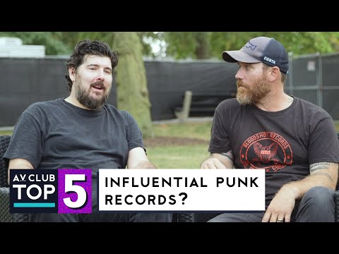 From Fugazi to Leatherface: Hot Water Music picks its most influential punk records