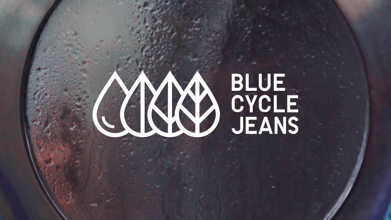 ブルーサイクルジーンズ: ジーンズを、地球品質へ。