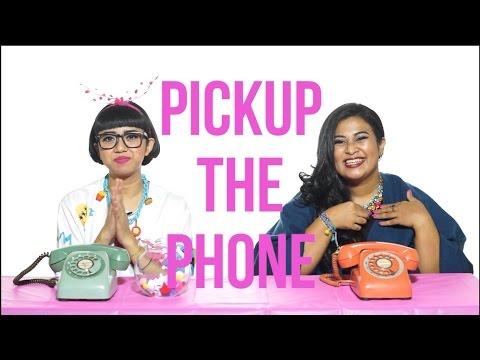 Pick Up The Phone with Ucita Pohan | DIANA RIKASARI