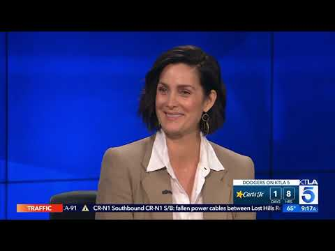 Carrie-Anne Moss on the Final Season of