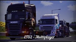 [ETS2 v1.9.24.1s] ETS2 - Multiplayer
