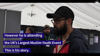 Shams speaks about his struggles of surgery and depression - Ijtema UK 2019