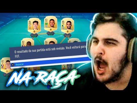 FAVORECIDO PELA EA! UM ABSURDO! NA RAÇA #6 FIFA 19 Ultimate Team thumbnail