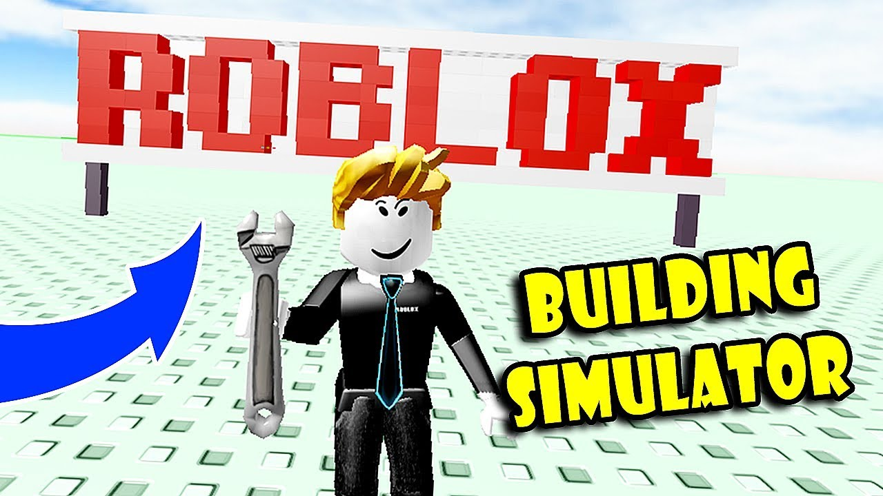 Become Builder Pro With No Gamepasses In Building Simulator
