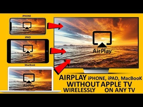 Phone to tv mirror iphone free apple tv wireless without
