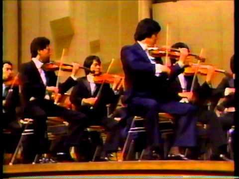 古いビデオより 80年代 序曲Leonore 指揮Jiří Bělohlávek