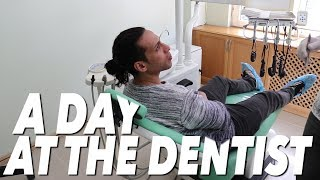 A DAY AT THE DENTIST | SAIF