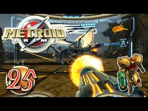Let´s Play Metroid Prime Part 25 (Meta-Ridley!!!) Hypermodus (German) 100%