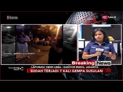 Gempa 6,4 SR Guncang Situbondo Tidak Berpotensi Tsunami - Breaking INews 11/10