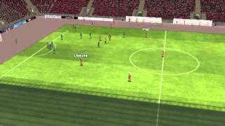 FC Metz - Chamois Niortais FC - But de Lejeune 42 minutes