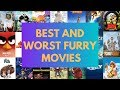 Top 5 Best And Worst Furry Movies