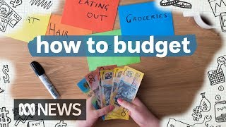 Simple ways to budget and save money | ABC News